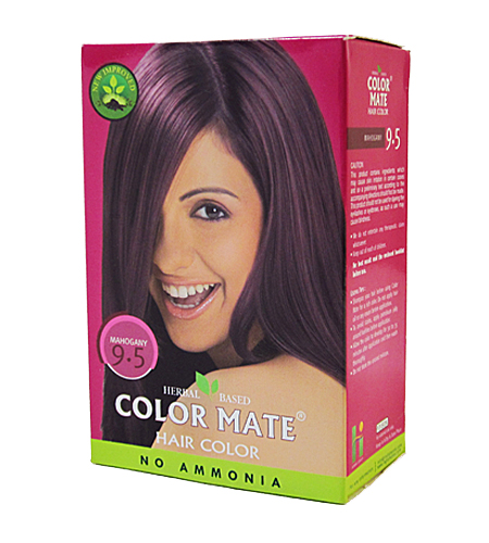 ��������� � �������. ������ ��� ����� Color Mate Hair Color (��� 9.5, ���� ������� ������)