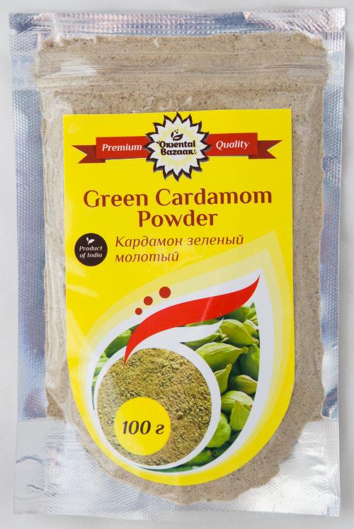 Здоровое питание. Кардамон зеленый молотый