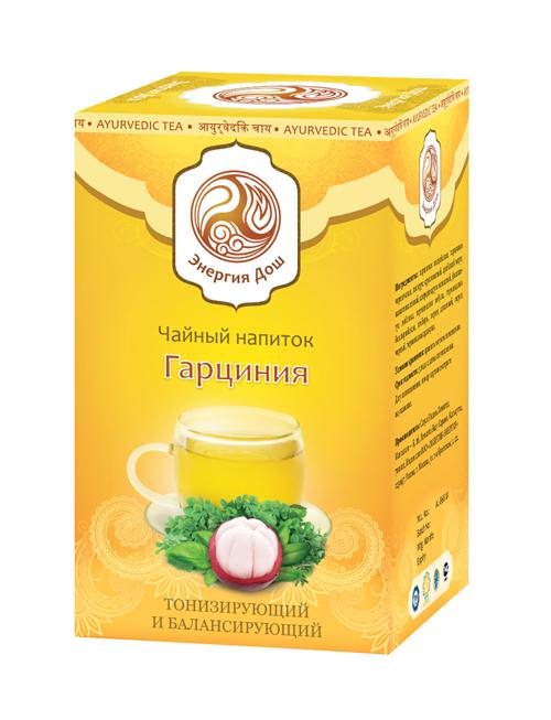 """Здоровое питание. Чайный напиток """"Гарциния"""" (20 пак.)"""