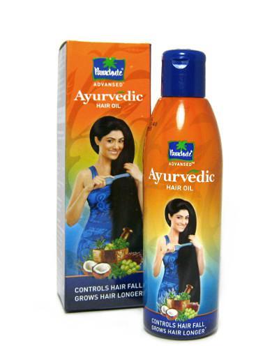 ��������� � �������. ����� ��� ����� Parachute Ayurvedic Hair Oil