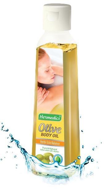 Косметика и гигиена. Масло для тела Hermedics Olive