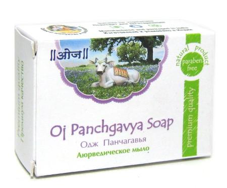 ��������� � �������. ���� ������������� ���������� Oj Panachagavya Soap