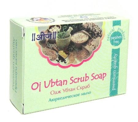 ��������� � �������. ���� ������������� ��������������� Oj Ubtan Scrub Soap