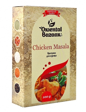 �������� �������. �������� ��� ������ (Chicken Masala)