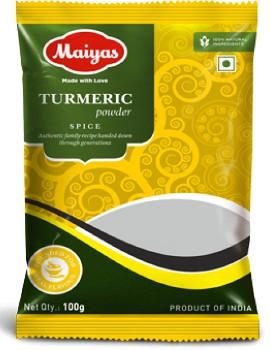 Здоровое питание. Turmerik (Куркума молотая) 100 г