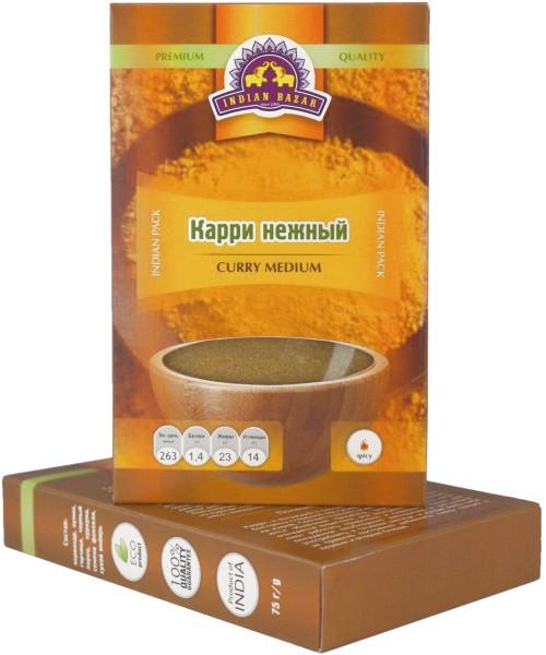 �������� �������. ����� ������ (Curry medium)