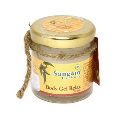 Средство оздоровления. Гель для тела Sangam Herbals (Relax)