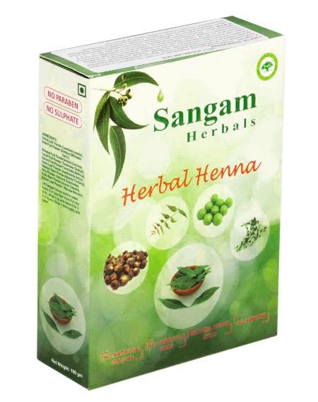 ��������� � �������. ��� � ��������� ���� Sangam Herbals
