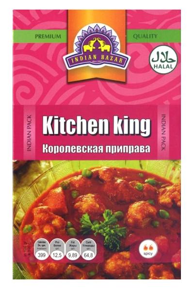 Здоровое питание. Kitchen King (Королевская приправа)