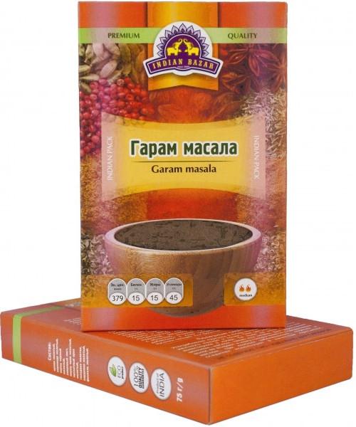 Здоровое питание. Гарам масала (Garam masala)