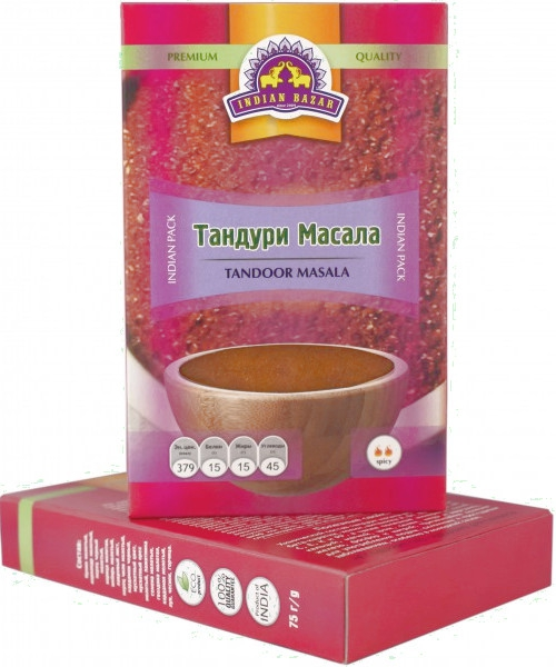 Здоровое питание. Тандури масала (Tandoor masala)