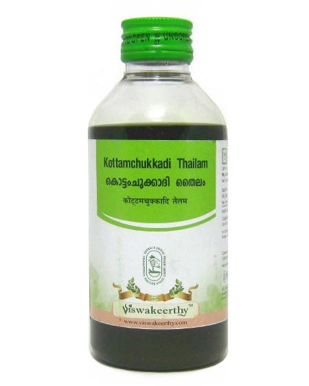 Средство оздоровления. Kottamchukkadi Thailam (Коттамчуккади тайлам)