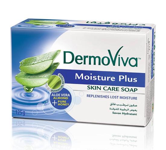 """Косметика и гигиена. Мыло """"Vatika DermoViva Naturals Moisture Plus"""""""