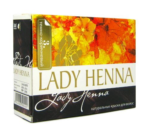 Lady henna краска для волос на основе хны отзывы
