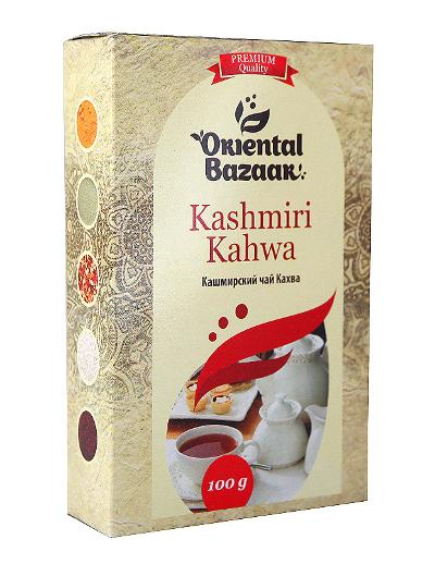 �������� �������. ���������� ��� ����� Kashmiri Kahwa