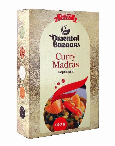 �������� �������. ����� ������ (Curry Madras)