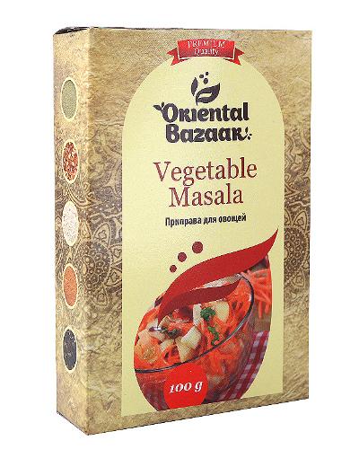 Здоровое питание. Приправа для овощей (Vegetable Masala)