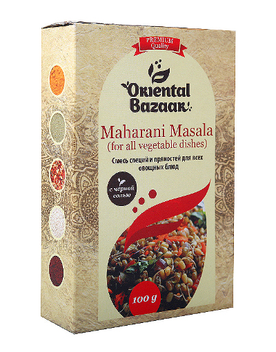 �������� �������. ����� ������ � ��������� ��� ���� ������� ���� Maharani Masala (for all vegetable dishes)