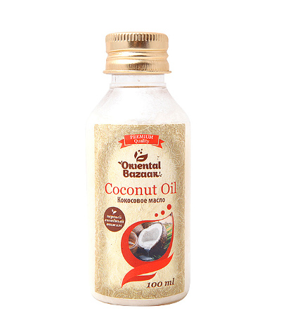 Косметика и гигиена. Кокосовое масло (Coconut Oil) 100 мл