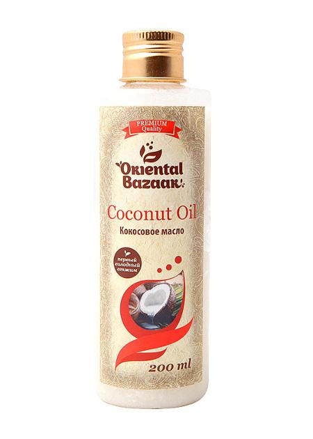 ��������� � �������. ��������� ����� (Coconut Oil) 200 ��
