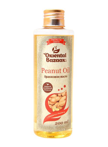 Средство оздоровления. Арахисовое масло (Peanut Oil) 200 мл