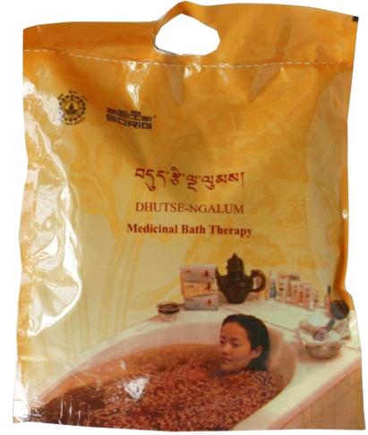 Косметика и гигиена. Средство косметическое для принятия ванн DHUTSE-NGALUM MEDICINAL BATH THERAPY