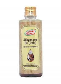 Абхьянгам Ойл (Питта) / Abhyangam Oil (Pitta).